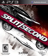 Split / Second PS3 cover (BLUS30300)