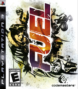 Fuel PS3 cover (BLUS30314)