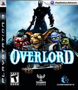 Overlord II PS3 cover (BLUS30317)