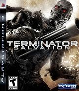 Terminator: Salvation PS3 cover (BLUS30318)