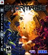 Stormrise PS3 cover (BLUS30328)