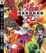 Bakugan Battle Brawlers PS3 cover (BLUS30356)