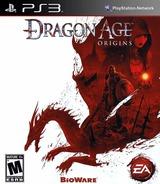 Dragon Age: Origins PS3 cover (BLUS30415)