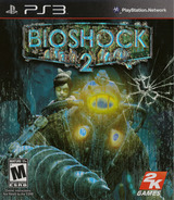 BioShock 2 PS3 cover (BLUS30420)