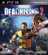 Dead Rising 2 PS3 cover (BLUS30439)