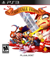 Fairytale Fights PS3 cover (BLUS30456)