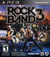 Rock Band 3 PS3 cover (BLUS30463)