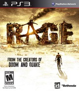 Rage PS3 cover (BLUS30485)