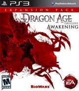 Dragon Age: Origins - Awakening PS3 cover (BLUS30509)