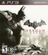 Batman: Arkham City PS3 cover (BLUS30538)