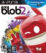 de Blob 2 PS3 cover (BLUS30559)