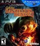 Cabela's Dangerous Hunts 2011 PS3 cover (BLUS30563)