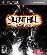 Silent Hill: Downpour PS3 cover (BLUS30565)