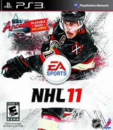 NHL 11 PS3 cover (BLUS30568)