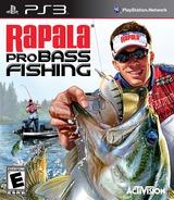 Rapala Pro Bass Fishing 2010 PS3 cover (BLUS30570)