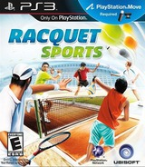 Racquet Sports PS3 cover (BLUS30571)