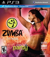 Zumba Fitness PS3 cover (BLUS30587)