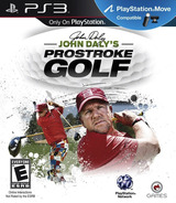 John Daly's ProStroke Golf PS3 cover (BLUS30597)