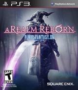 Final Fantasy XIV Online: A Realm Reborn PS3 cover (BLUS30611)