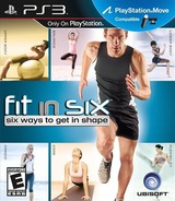 Fit in Six PS3 cover (BLUS30667)