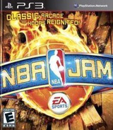 NBA Jam PS3 cover (BLUS30696)