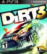 Colin McRae: DiRT 3 PS3 cover (BLUS30724)