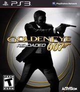 GoldenEye 007: Reloaded PS3 cover (BLUS30755)