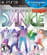 Get Up And Dance PS3 cover (BLUS30785)