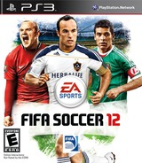 FIFA Soccer 12 PS3 cover (BLUS30809)