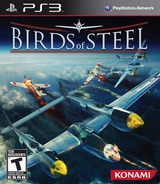 Birds of Steel PS3 cover (BLUS30831)