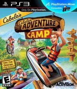 Cabela's Adventure Camp PS3 cover (BLUS30844)