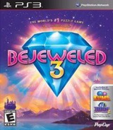 Bejeweled 3 PS3 cover (BLUS30865)