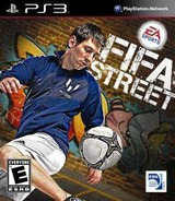 FIFA Street PS3 cover (BLUS30882)