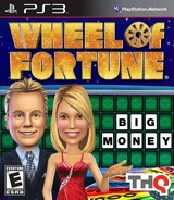 Wheel of Fortune PS3 cover (BLUS30923)