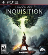 Dragon Age: Inquisition PS3 cover (BLUS30997)