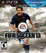 FIFA Soccer 13 PS3 cover (BLUS30998)