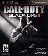 Call of Duty: Black Ops II PS3 cover (BLUS31011)