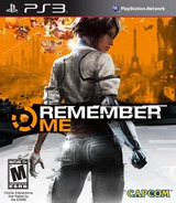 Remember Me PS3 cover (BLUS31012)