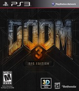 Doom 3 PS3 cover (BLUS31024)