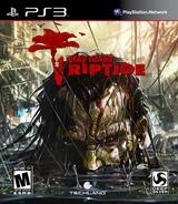 Dead Island Riptide PS3 cover (BLUS31052)