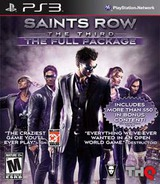 Saints Row The Third PS3 cover (BLUS31062)