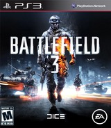 Battlefield 3 PS3 cover (BLUS31068)