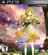 Atelier Ayesha: The Alchemist of Dusk PS3 cover (BLUS31152)