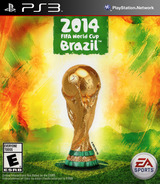 2014 FIFA World Cup Brazil PS3 cover (BLUS31389)