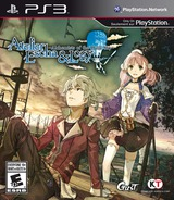 Atelier Escha and Logy: Alchemists of the Dusk Sky PS3 cover (BLUS31391)