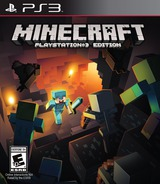 Minecraft: PlayStation 3 Edition PS3 cover (BLUS31426)