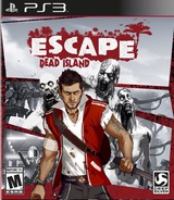 Escape Dead Island PS3 cover (BLUS31433)