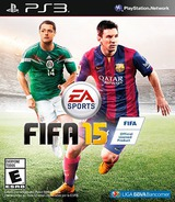 FIFA 15 PS3 cover (BLUS31443)