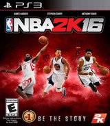 NBA 2K16 PS3 cover (BLUS31542)