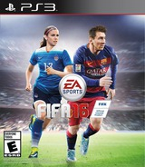 FIFA 16 PS3 cover (BLUS31543)